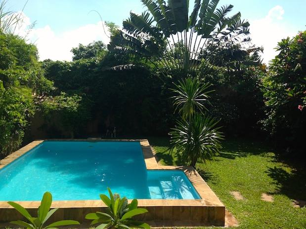 Villa with land for sale in prek pra