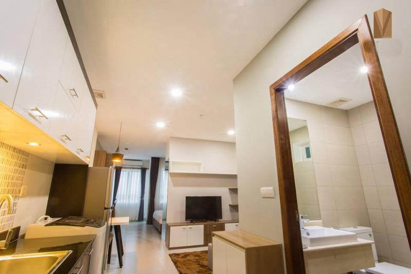 Nice Studio Apartment For Rent At Tonle Bassac
