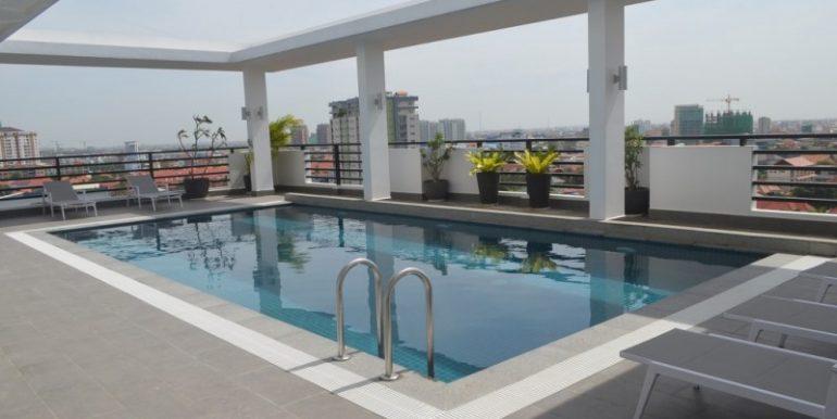 2-bedrooms-Apartment-for-rent-in-Boengkak-II Swimming Pool