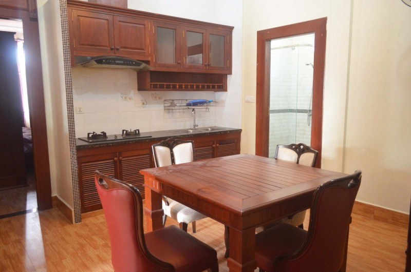 2-bedroom apartment for rent in toul kork