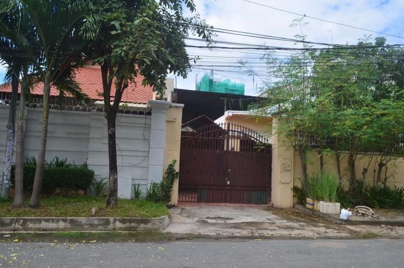3 bedrooms villa for sale in Toul Kork
