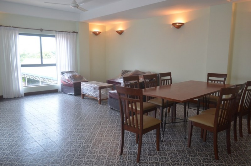 3 Bedrooms Service Apartment For Rent In Tonlebasak