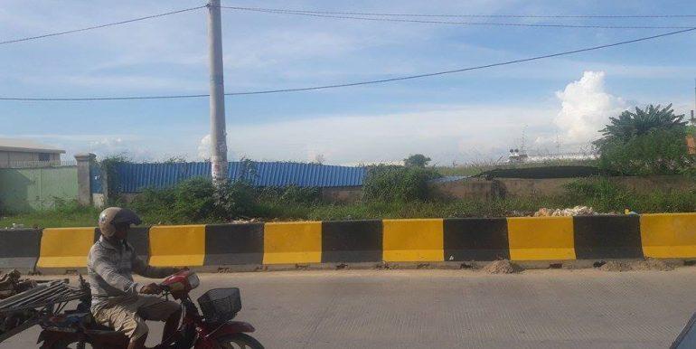 Land for sale in Sen sok (1)