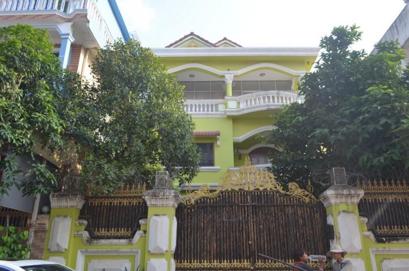 7Bedrooms Villa for rent In Samnong12