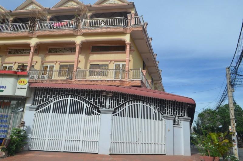Corner House For Rent In Toul kork