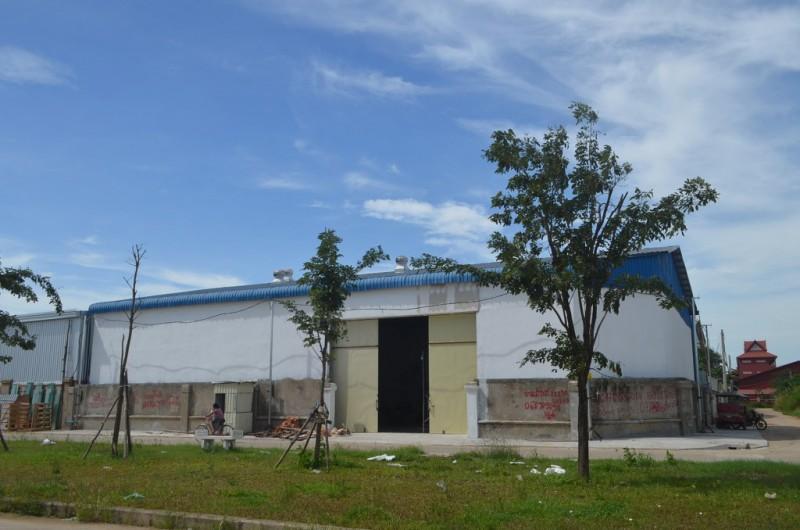 600m2 Warehouse For Rent In Sen Sok
