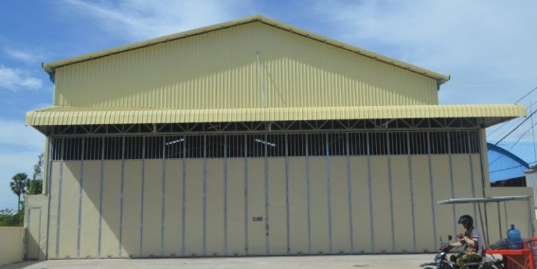Warehouse for rent in Sensok (2)