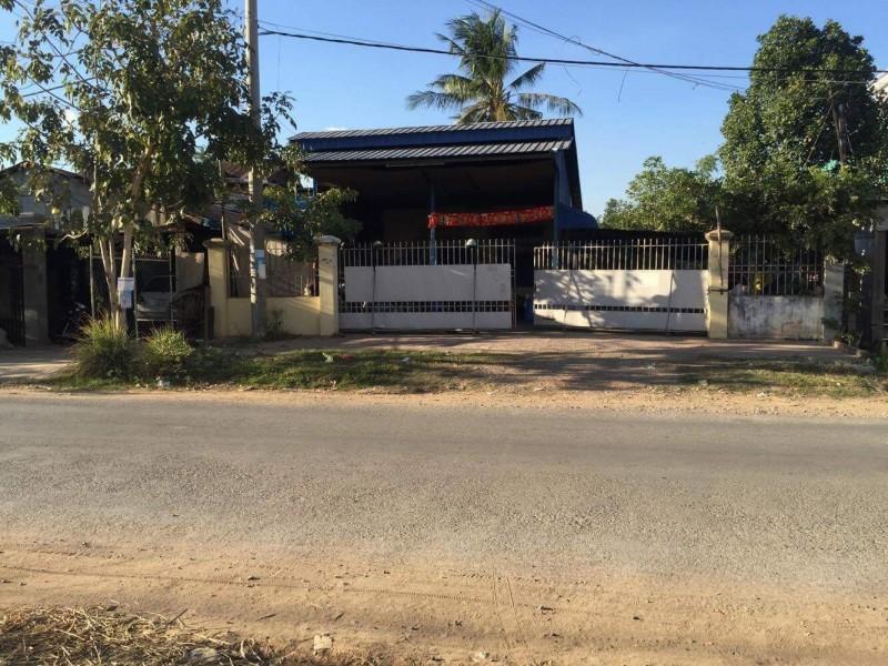 House & Land For Sale In Battambang