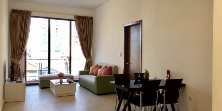 Nice 1Bedroom Apartment For Rent In BKK3 (1)
