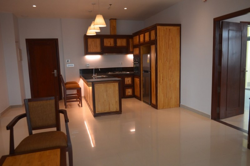 2Bedroom Apartment with Pool For Rent In Chamkarmon