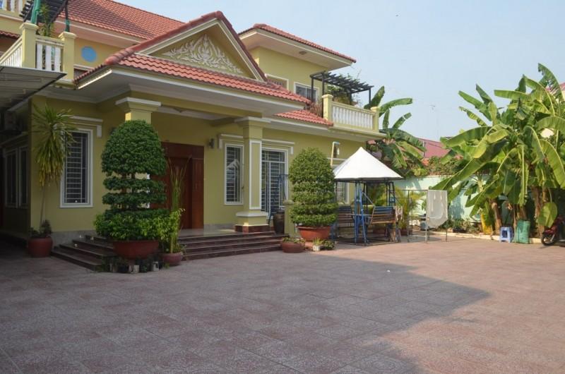 4Bedrooms Villa For Rent In Boeung kak 1