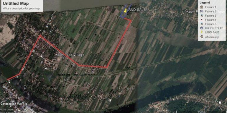 Land For Sale Along MEKONG RIVER (3)