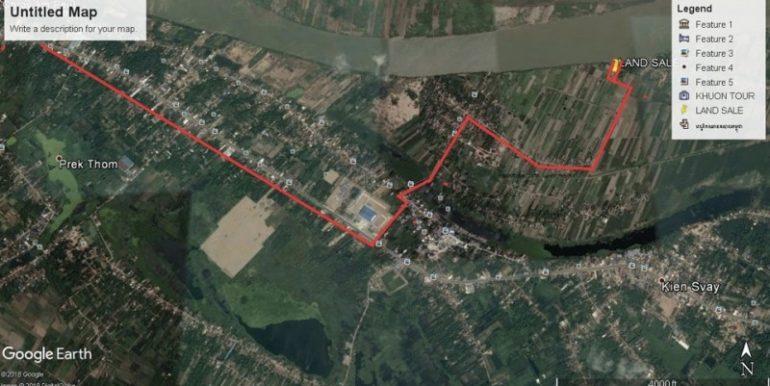 Land For Sale Along MEKONG RIVER (4)