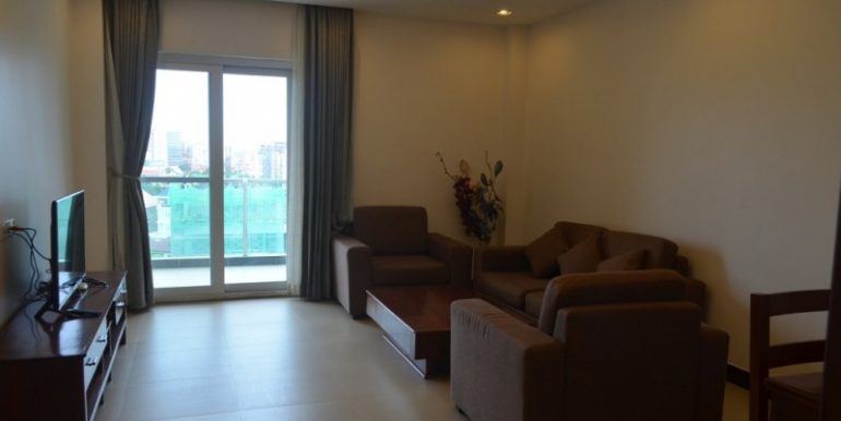 Service Apartment With 1Bedroom For Rent In Toul Kork (2)