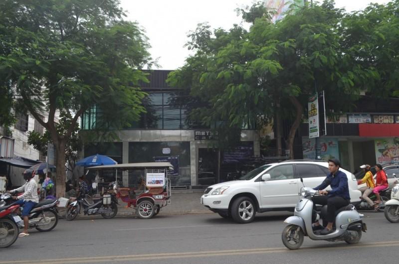 Shophouse Eo+E1 For Rent In Daun Penh
