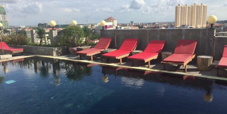 Nice Hotel With 45 Rooms For Sale Near Bkk1 (6)
