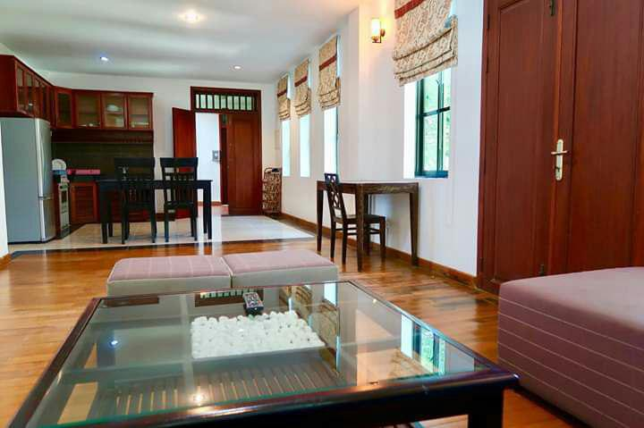 Apartment for rent in Daun penh with 2Bedrooms