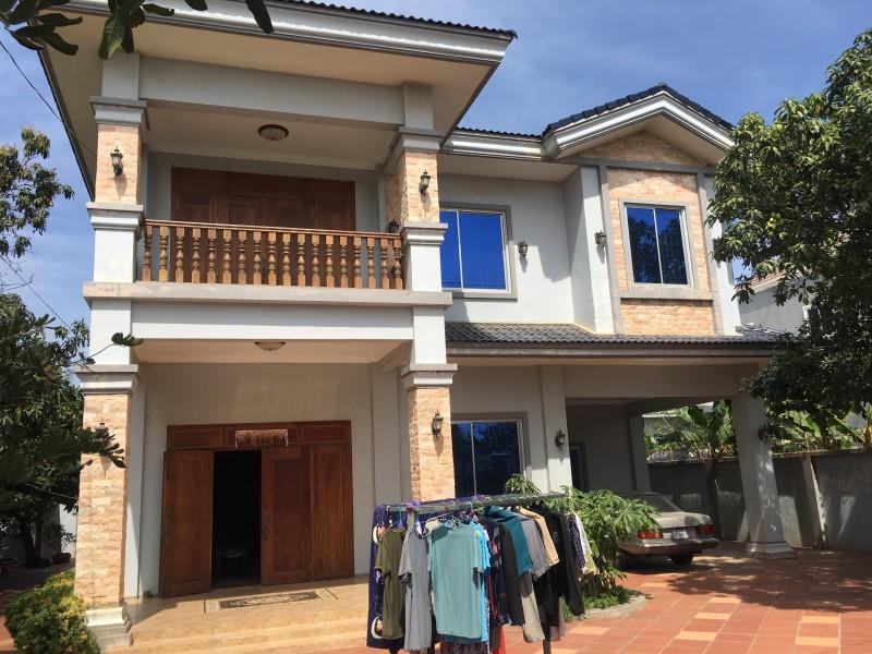 Villa for sale at Kandal Province