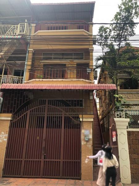House for sale at sang kat Ton le bassac