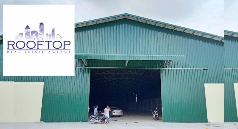 4200 sqm Warehouse For Rent at Khan Sen Sok