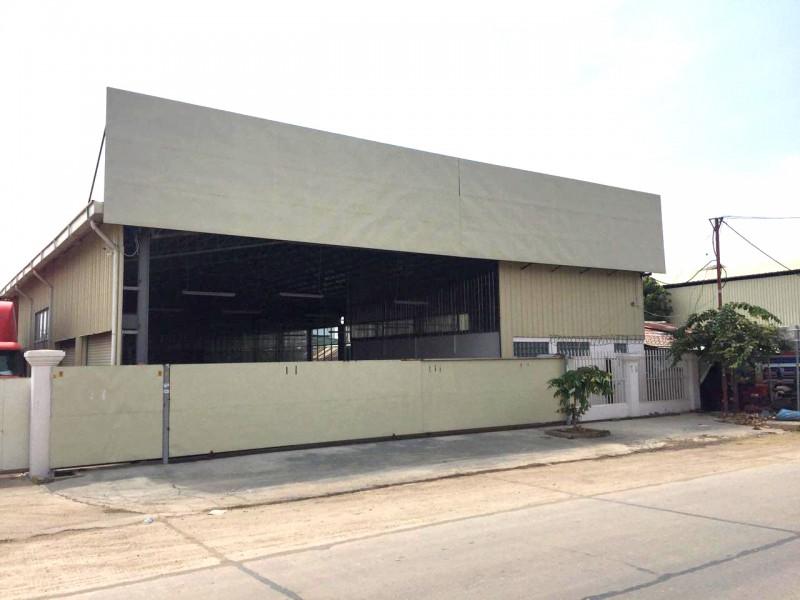 (English) 720 sqm Warehouse for Rent at Khan Sen Sok
