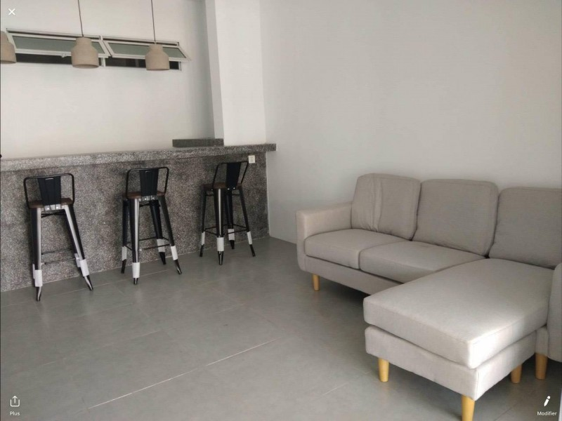 (English) New Apartment for Rent at Sangkat Ou Russey