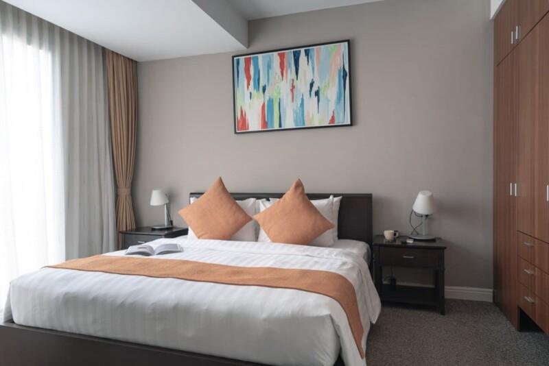 (English) 3Bedrooms Apartment for Rent In Daun Penh