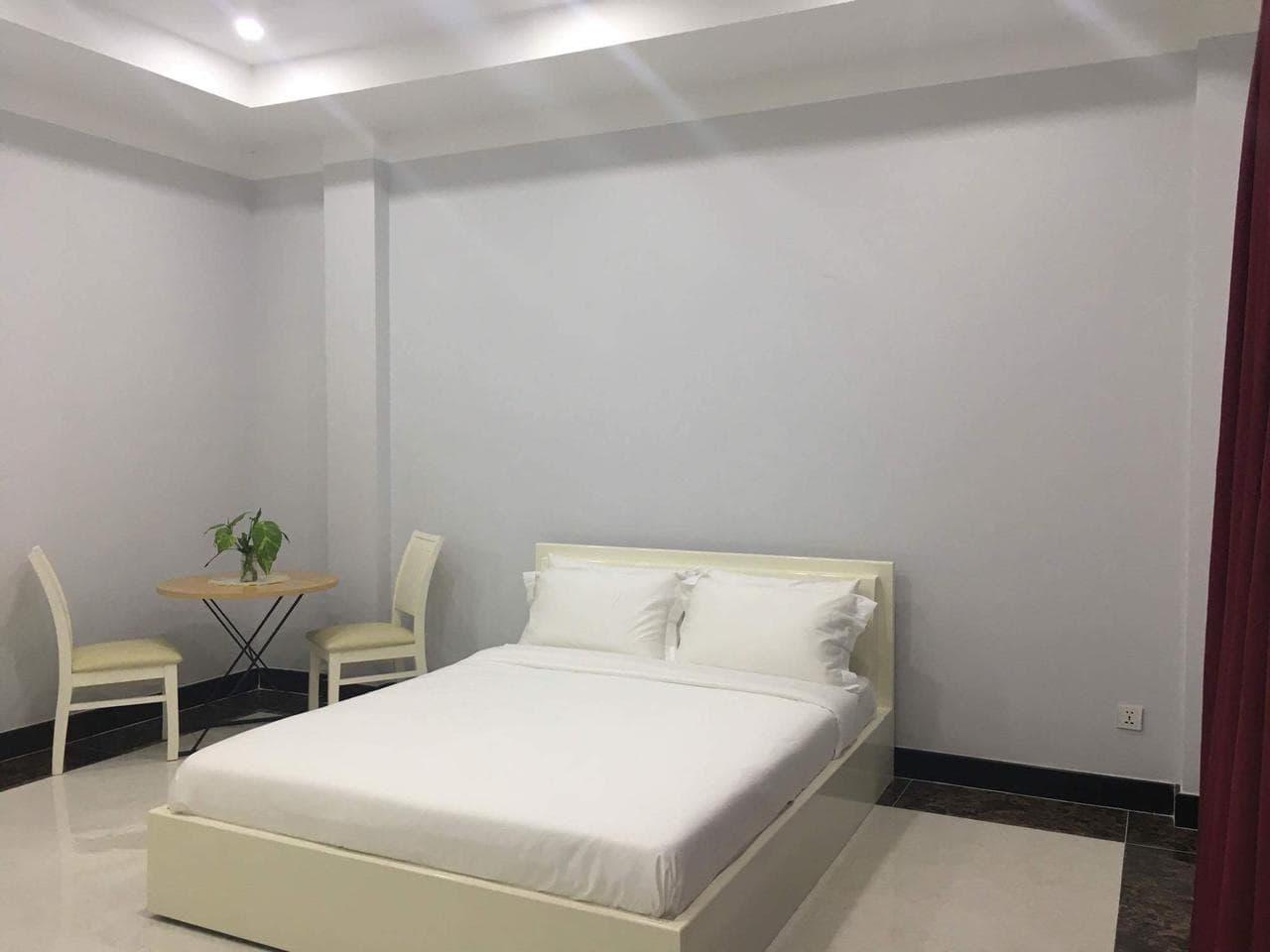 (English) Apartment for Rent at Toek Thla Khan Sen Sok