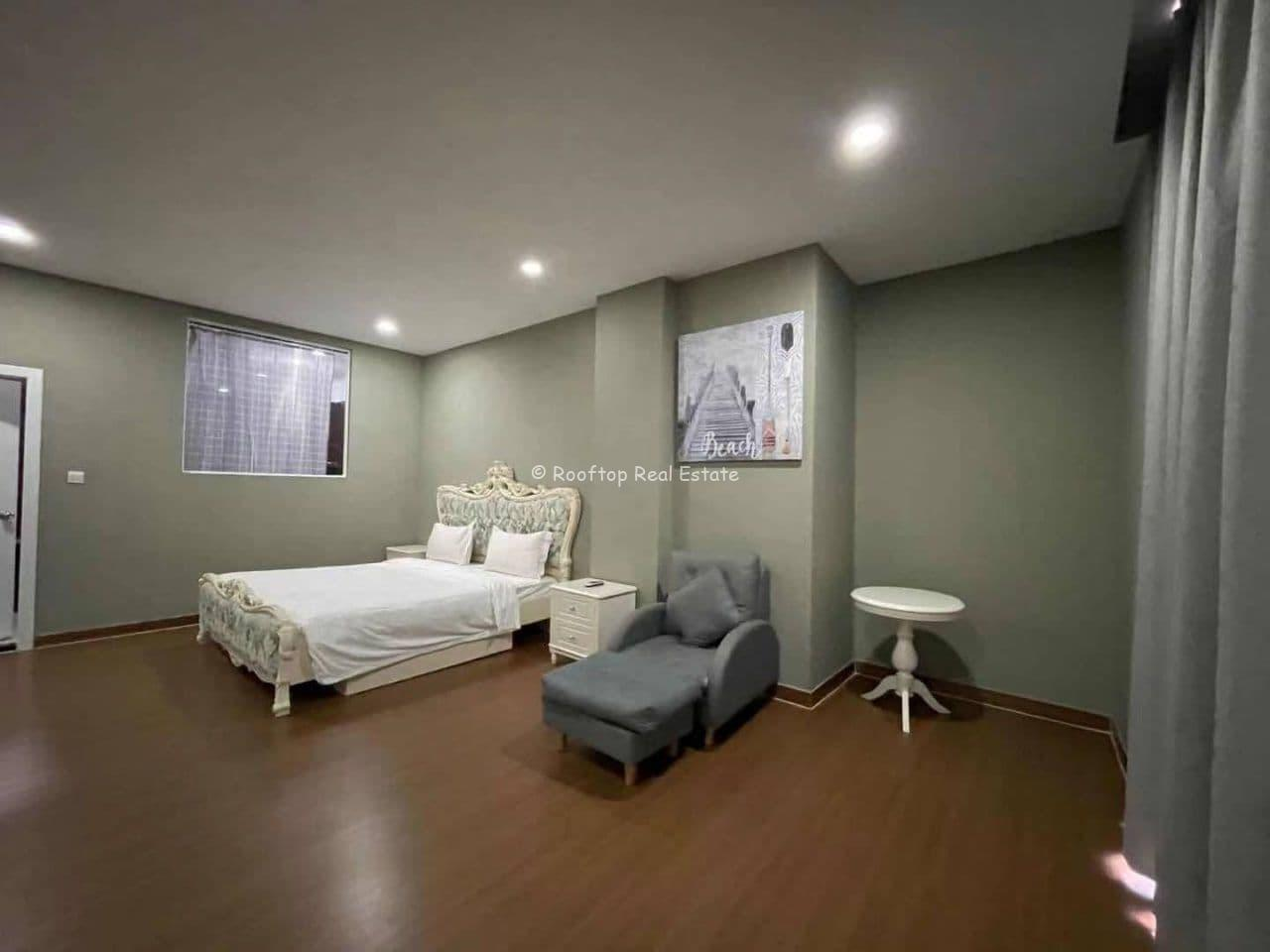 (English) New Apartment for Rent at Tonle Bassac Area